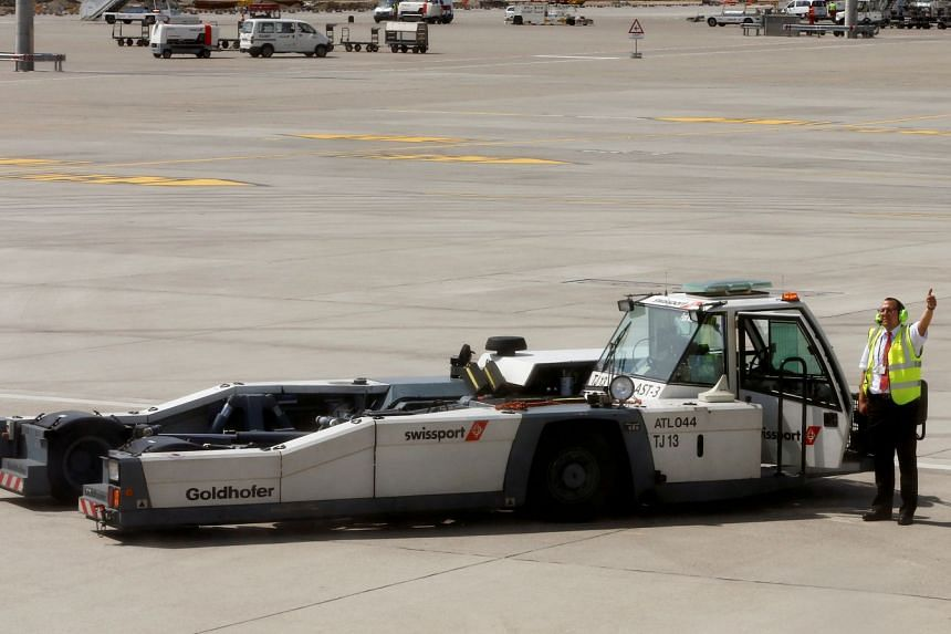 Swissport offers ground and cargo handling services at airports, while Gategroup is an airline caterer.
