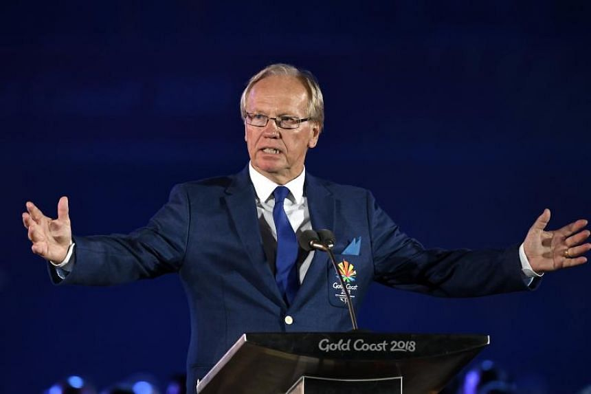 """Organising committee chairman Peter Beattie said they had worked hard with the Australian government on the entry system and he """"encouraged"""" the 6,000 visiting athletes and officials not to breach the terms of their visas."""