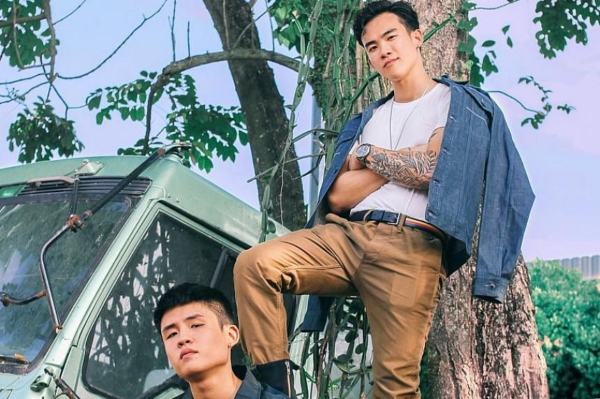 Gentle Bones (far left) and Myrne's work balances soulful hooks and crafty production while Joie Tan (above) shows off her musical versatility in her debut album.