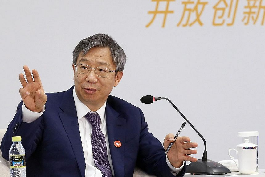 PBOC governor Yi Gang yesterday said China will let foreign firms compete on an equal footing with domestic companies in the financial sector, giving foreign banks more business scope in the country.