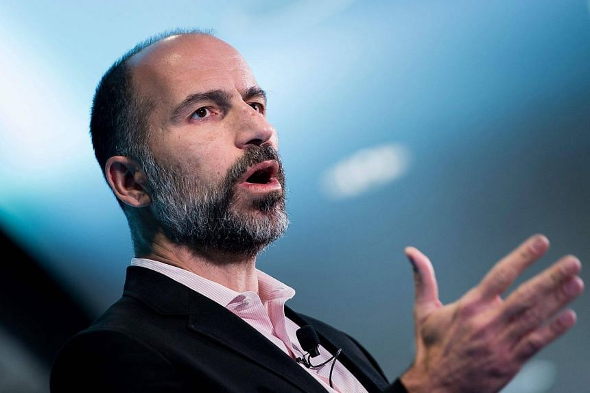 Uber's chief executive Dara Khosrowshahi presented the plans during a visit to Washington, where he said the ride-hailing pioneer would seek a more diversified model offering various transport options