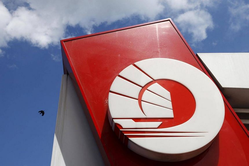 OCBC shares closed S$0.11 or 0.9 per cent higher at S$12.96 on April 12, 2018.