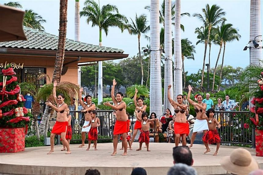 No visit to Hawaii would be complete without watching hula performances.
