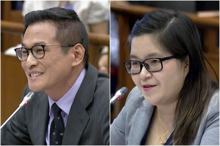 """Run by historian Thum Ping Tjin and freelance journalist Kirsten Han, New Naratif is known to have organised discussion fora, workshops, and other events in Singapore, such as """"Democracy Classroom"""" sessions."""