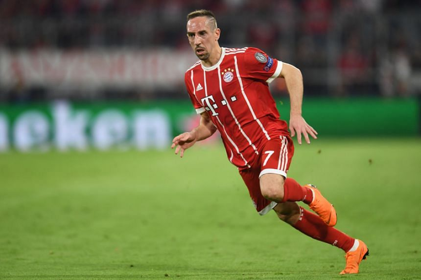 Franck Ribery's new contract until June 2019 is a reward for long service at the German champions.