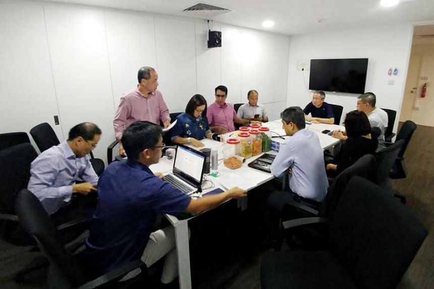 The Workers' Party appointed its new office bearers on April 12, 2018, at the first meeting of the Central Executive Committee four days after it was elected.