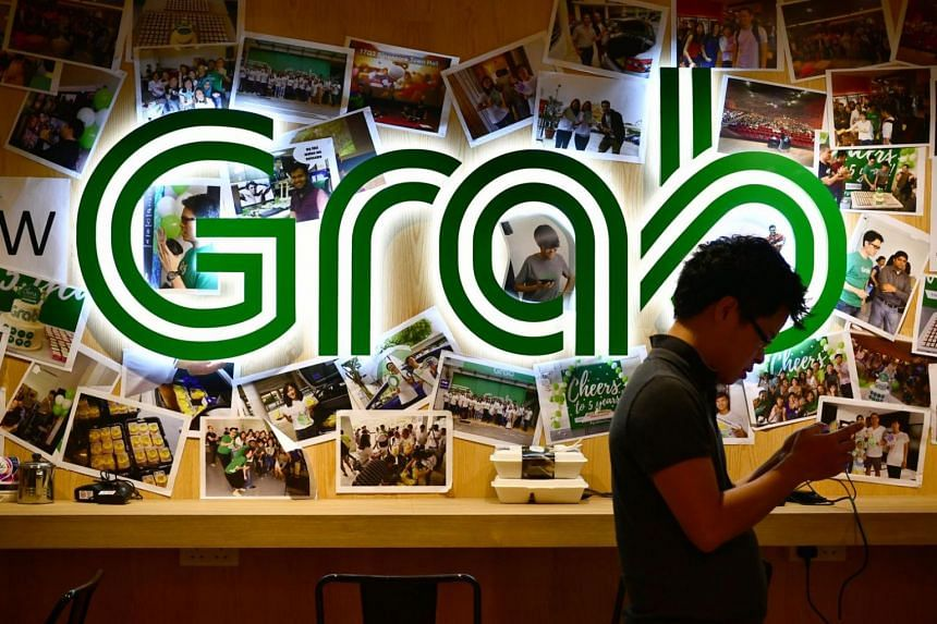 Grab's fund injection propelled Singapore to a record US$2.68 billion in VC investment across 23 deals in the three months to March 31, the most raised by local start-ups in one quarter since at least 2010.