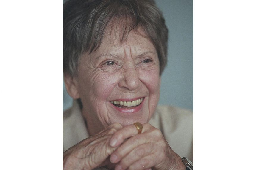 Former actress and writer Lois Wheeler Snow died at a hospital in Nyon, Switzerland April 3, 2018. She was 97.
