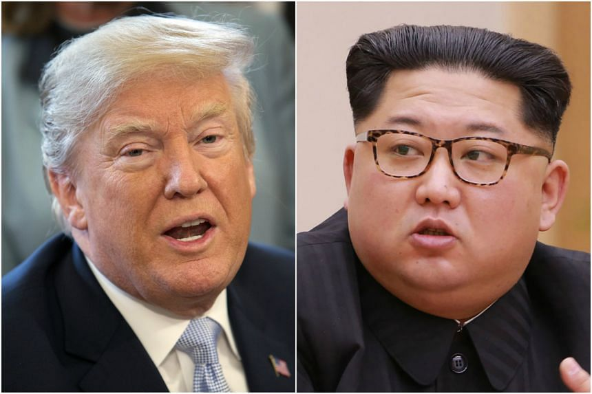 No sitting US president has ever met with a North Korean leader as the two countries do not have diplomatic relations.