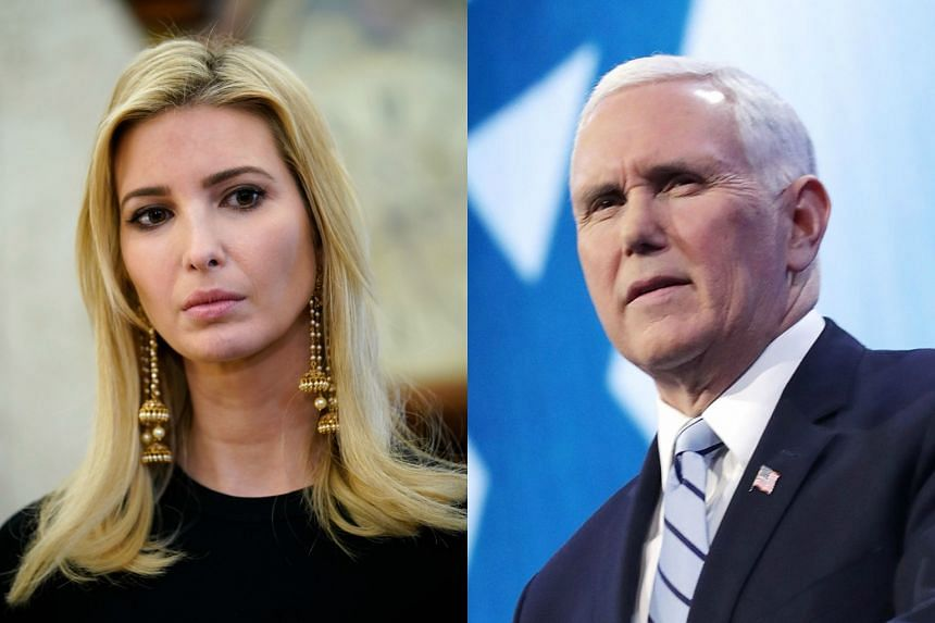 US President Donald Trump's daughter Ivanka and Vice-President Mike Pence are stepping in to fill in for Mr Donald Trump at a summit of Latin American leaders taking place in Peru later this week.