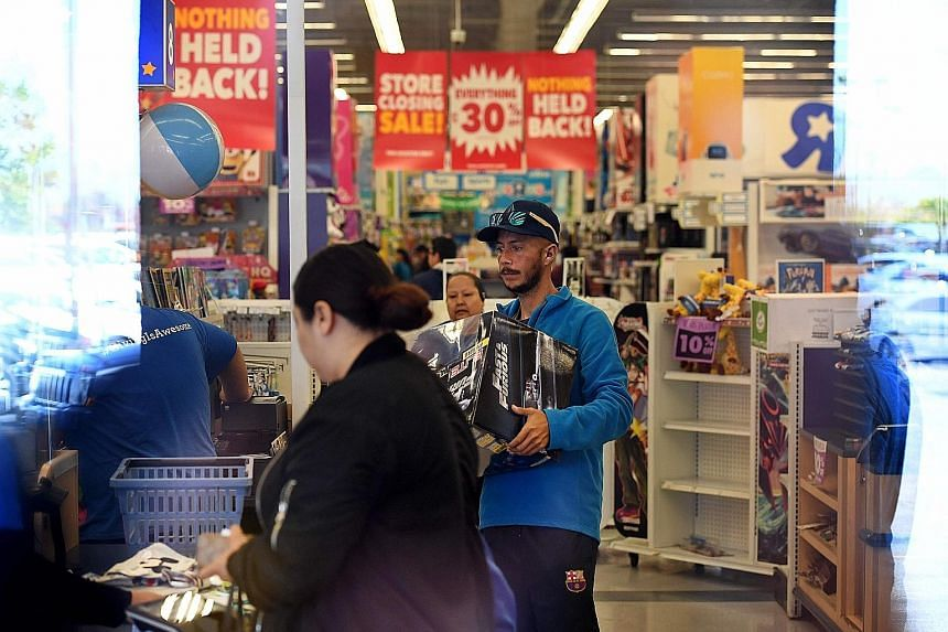 The bankrupt US toy seller Toys 'R' Us has drawn bids of over US$1 billion (S$1.3 billion) for its Asian unit, and the business' next owner will have to keep ahead of the game.