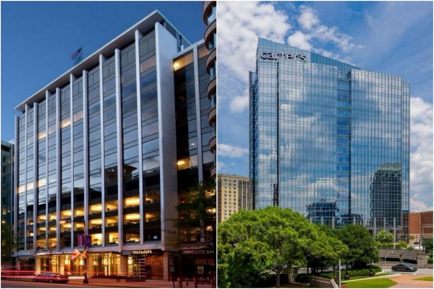 Manulife US Real Estate Investment Trust (Manulife US Reit) said it has acquired 1750 Pennsylvania Avenue in Washington DC and the Phipps Tower in Buckhead, Atlanta.