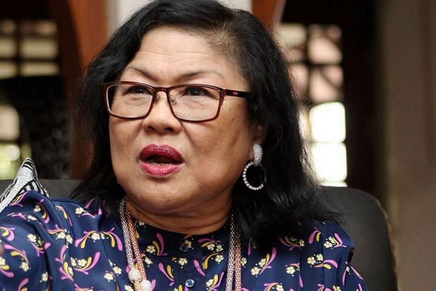 Former trade minister Rafidah Aziz made the sensational allegation that a company headed by three individuals known to Prime Minister Najib Razak now controls 480 sq km of ministry land under a privatisation deal on a 40-year lease.