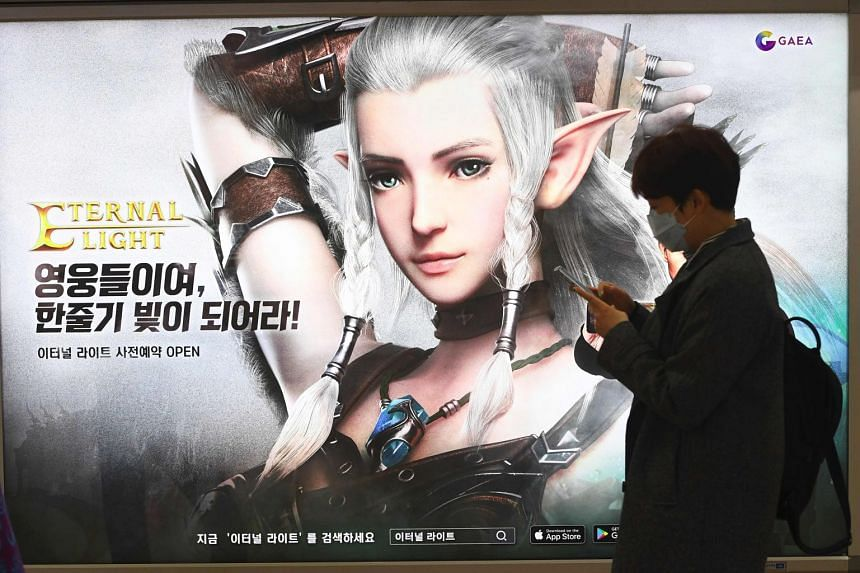 Dark side of play for South Korea's female game makers, East Asia