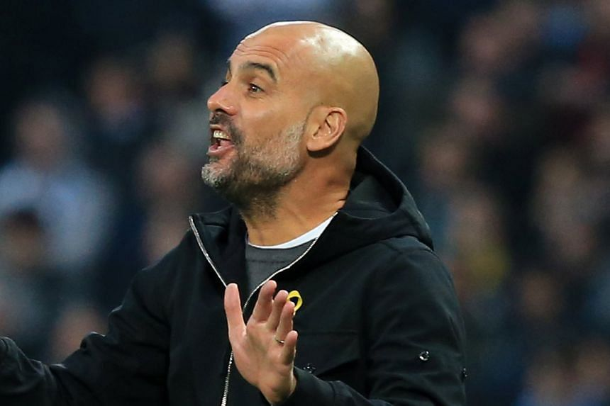 A Uefa hearing on May 31 will decide whether Pep Guardiola is to be banned for two more games.