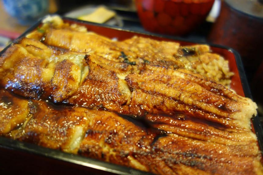 Eels, known as unagi in Japan, are a prized summer delicacy and demand for the fish is high across Asia.