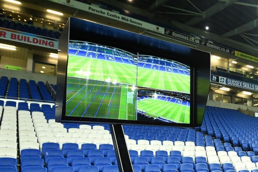 Image result for var system in premier league