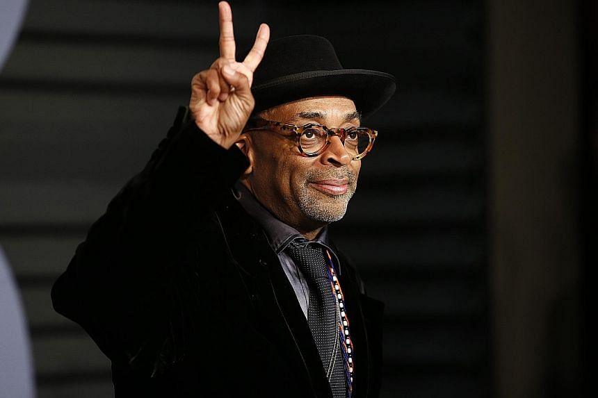 Movies from (clockwise from left) directors Spike Lee, Jean-Luc Godard and Ron Howard are part of the line-up at Cannes.