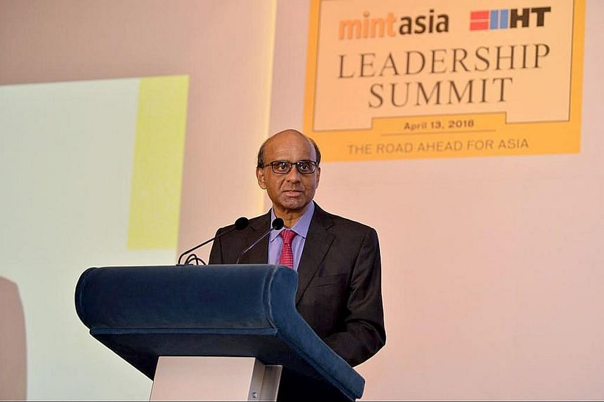 Deputy Prime Minister Tharman Shanmugaratnam, speaking at the HT-Mint Asia Leadership Summit yesterday, suggested that Asia connect its economies digitally and link its smart cities.