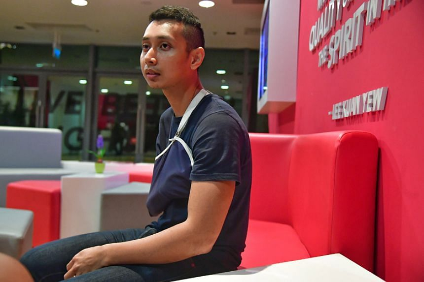 National para-sprinter Mohammad Khairi Ishak had tested positive for methandienone, an anabolic steroid, in an out-of-competition test on March 12, 2018.