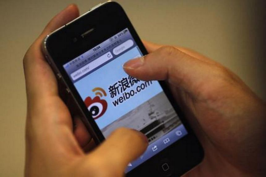 Weibo announced the move on its official administrator's account, saying the action aimed to comply with China's new cyber security law that calls for strict data surveillance.