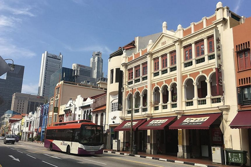 With the office and retail markets set for recovery this year, shophouses are poised to reap the benefit from rental growth.