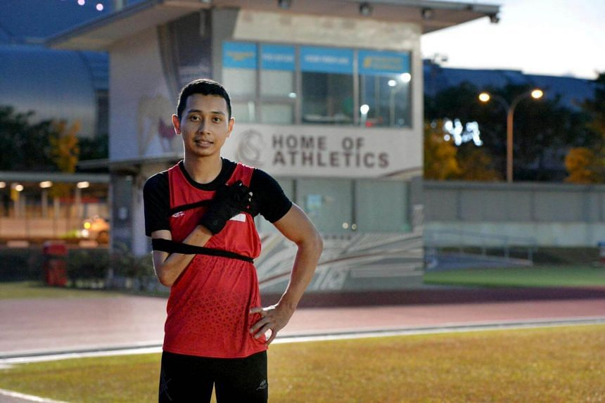 National para-athlete Mohammad Khairi Ishak said that he is considering making an appeal but has not come to a decision yet.