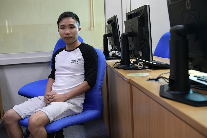 Mr Goh Keng Chwee, 36, aims to further enhance his skills after graduating with the Computer Security degree from Northumbria University, by enrolling in a Certified Ethical Hacker course.
