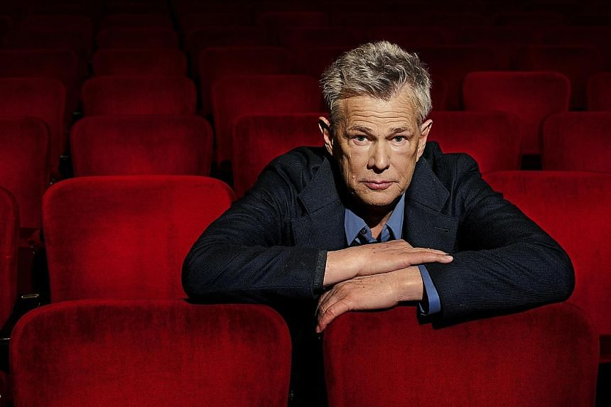 Music producer David Foster has worked with singers such as Madonna, Barbra Streisand and Celine Dion.