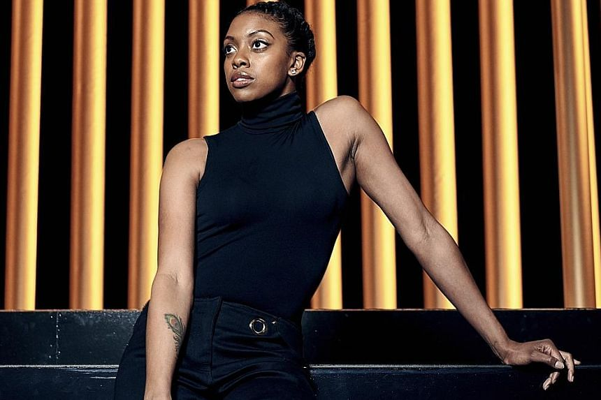 After the confirmation of her Joan of Arc casting in Saint Joan, actress Condola Rashad (above) read book after book about the character, becoming so fluent in mediaeval history that she now serves as the play's unofficial literary adviser.