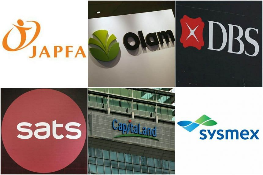 Founding members Japfa, Olam International, DBS Bank, Sysmex Asia Pacific, CapitaLand and SATS.