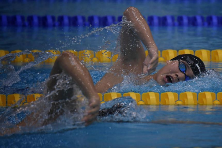 With a personal best of 15:46.84, the national swimmer from Raffles Institution had expected to set a new meet record.