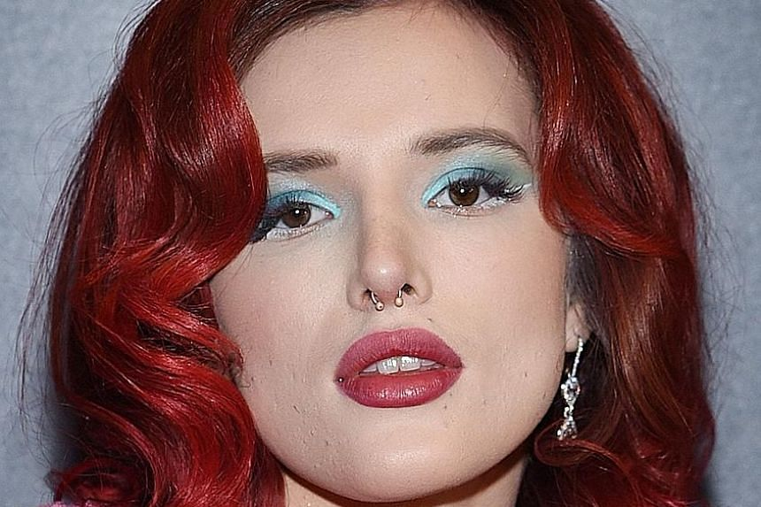 ACTRESS BELLA THORNE