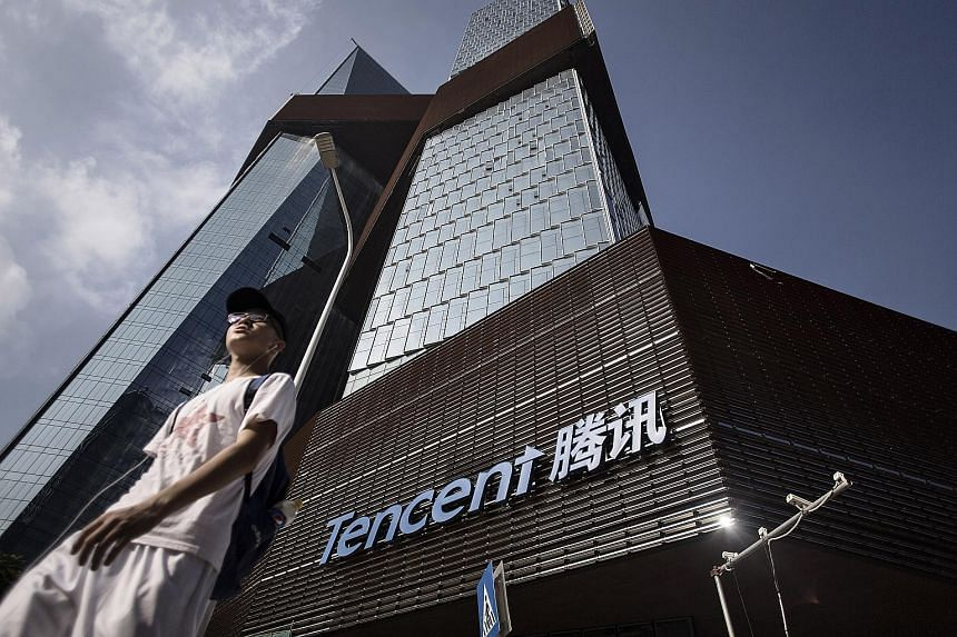 China's Tencent is said to be keen on developing e-commerce via its partners, such as online fashion retailer Meilishuo. Sources say the latter's planned IPO could value it at about US$4 billion (S$5.25 billion).