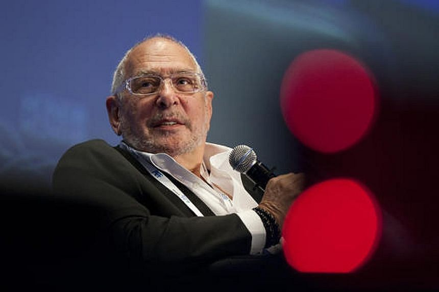 Mr Richard Elman has given an undertaking to support the restructuring.