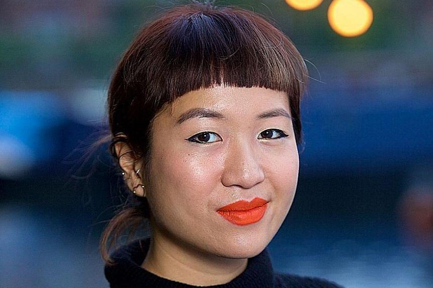 Ponti is the debut work of Singaporean author Sharlene Teo .