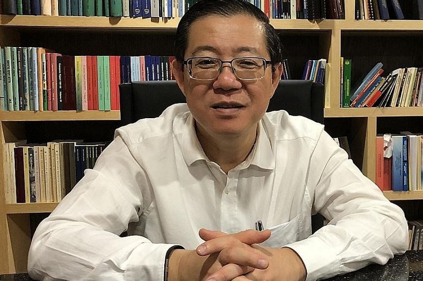 """FAMILY TAKES BACK SEAT: """"What's changed is I don't have time for family. That's my only regret."""" - LIM GUAN ENG (above), on his life in politics."""