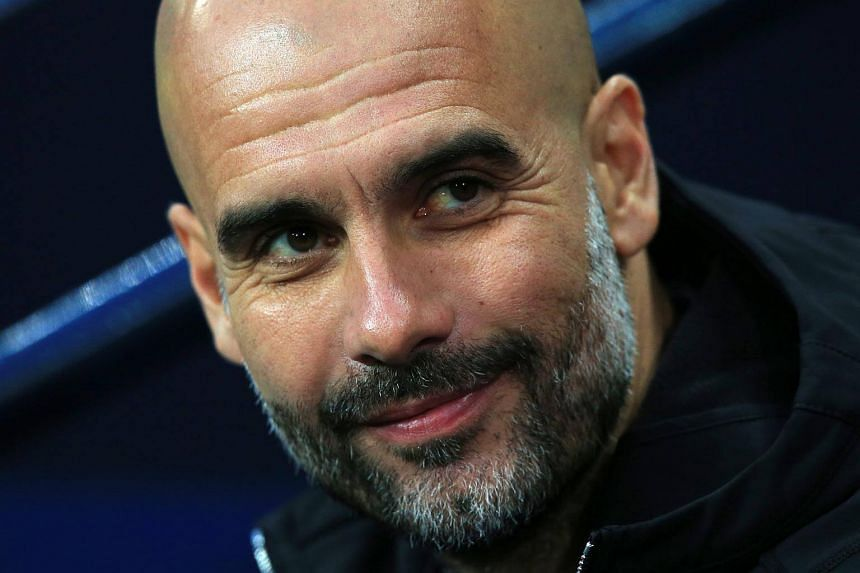 While Guardiola has admitted to doubts over his future last season, he never wavered in the way he wanted his side to play.