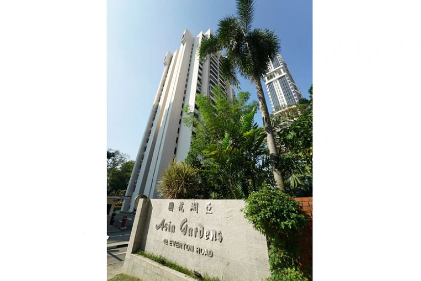 Owners at the 23-storey Asia Gardens, which has 80 apartment units and four penthouses, are expected to receive gross sale proceeds of between S$3.476 million and S$7.73 million per unit.