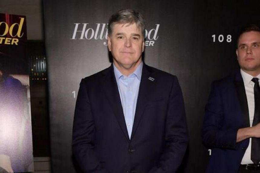 Sean Hannity attends The Hollywood Reporter's Most Powerful People In Media 2018 at The Pool on April 12, 2018 in New York City.