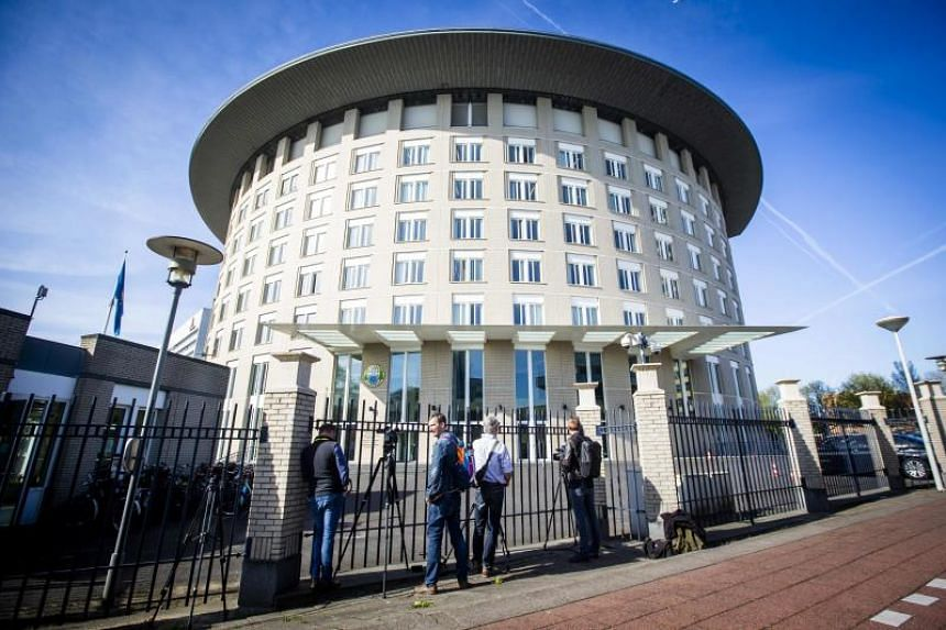 Diplomatic sources said the closed-door meeting of the Organisation for the Prohibition of Chemical Weapons (OPCW) had begun at its headquarters in The Hague.