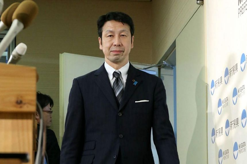 Ryuichi Yoneyama was elected governor of Niigata prefecture in 2016 on a pledge to prevent the restarting of the Kashiwazaki-Kariwa power station.