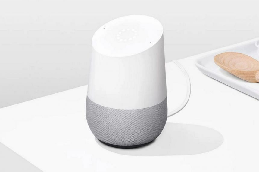 f3557752f Google also officially selling its line of smart speakers - the Google Home  - to coincide
