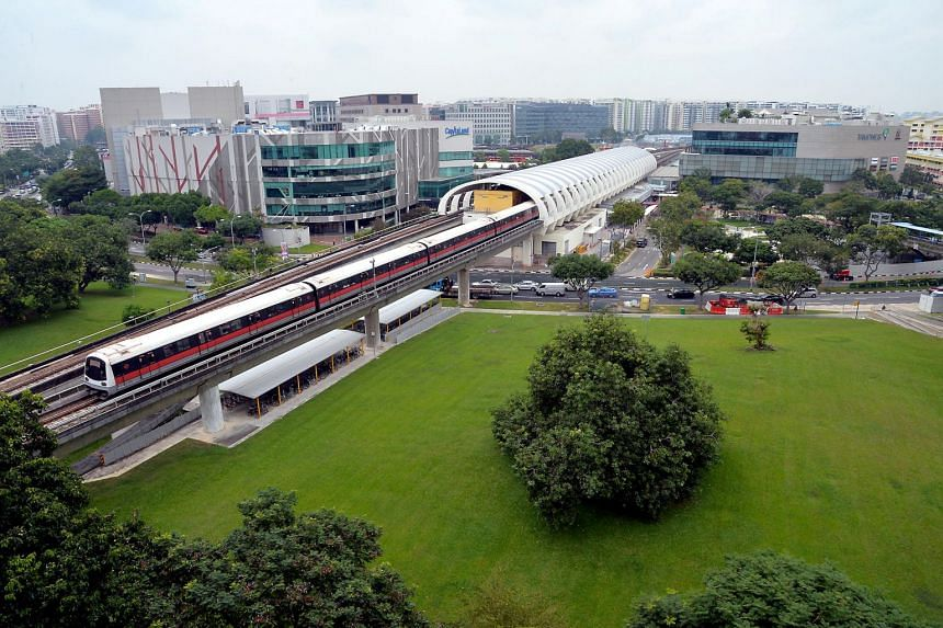 A track fault caused a delay between Tampines and Pasir Ris MRT stations, on April 18.