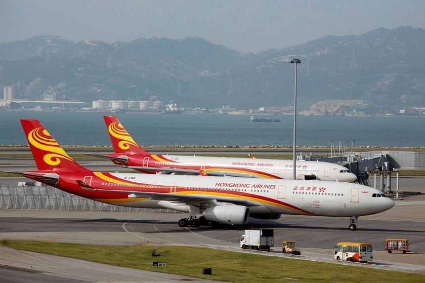 It is believed that Temasek is also interested in buying into Chinese conglomerate HNA's Hong Kong-based carriers, Hong Kong Airlines and Hong Kong Express Airways. The Singapore investment company would likely emerge as only a minority holder in the