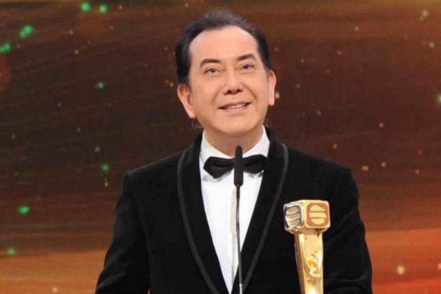Actor Anthony Wong (above) apologised to Jackie Chan after his speech at the Hong Kong Film Awards was characterised in some reports as an attack on the martial arts star.