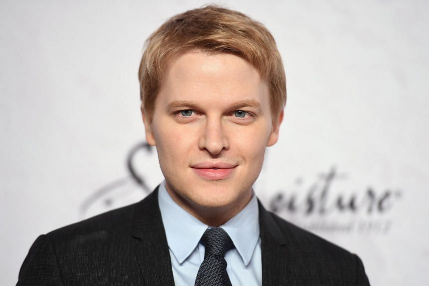 The Times shared the prize with Ronan Farrow (above) of The New Yorker for reports that disgraced Hollywood mogul Harvey Weinstein and sparked an avalanche of allegations against other powerful men.