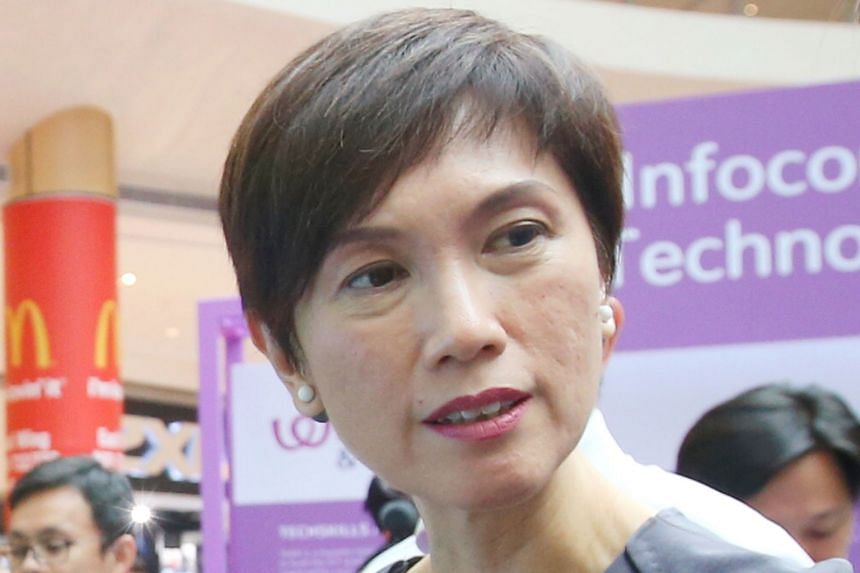 Mrs Josephine Teo, however, noted her long engagement in the ministry and her experience with manpower issues.