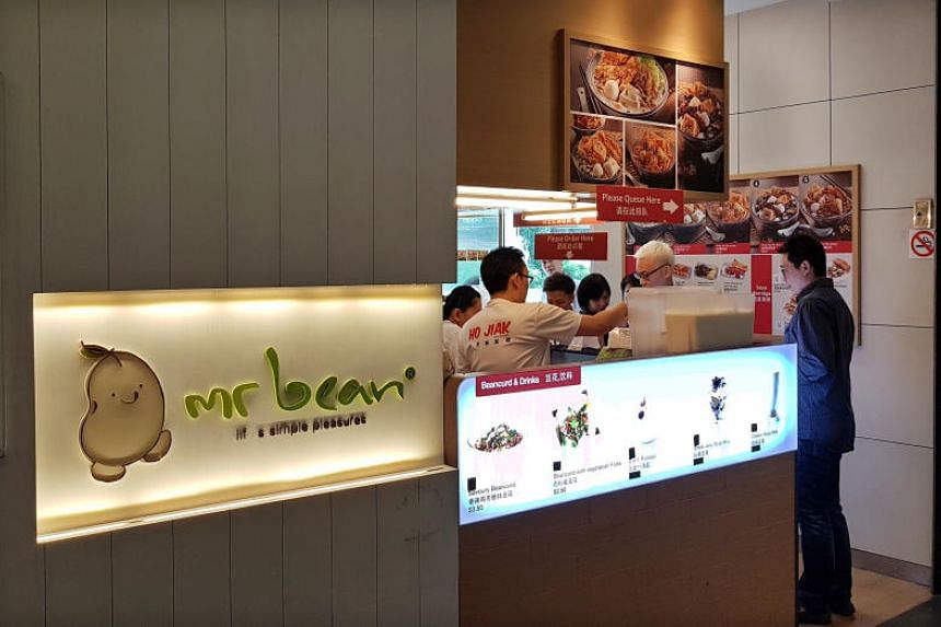 Super Bean operates the Mr Bean chain while Bean United was set up by the company which owns the Mr Bean chain to facilitate the joint venture.