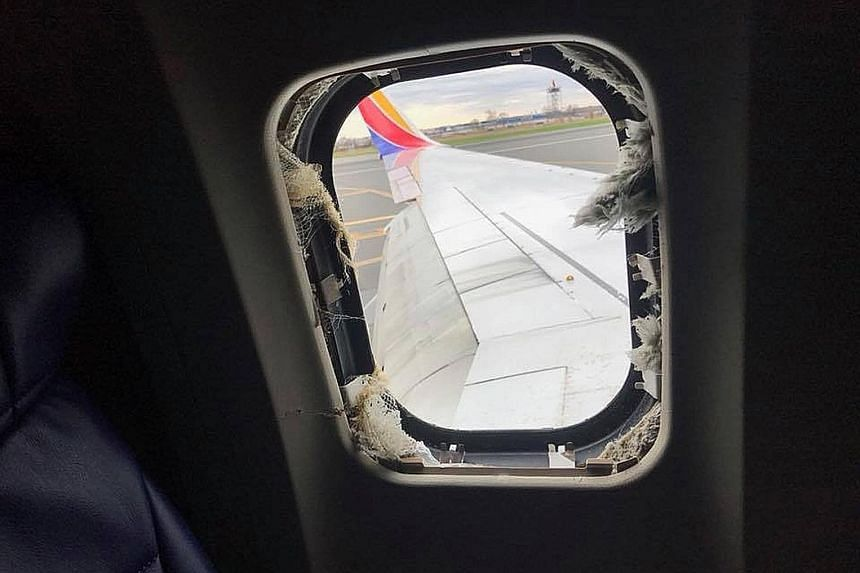Ms Jennifer Riordan, who was on the Southwest Airlines flight on Tuesday, died after she was nearly sucked out of the plane when an engine exploded, shattering a window and causing cabin depressurisation.